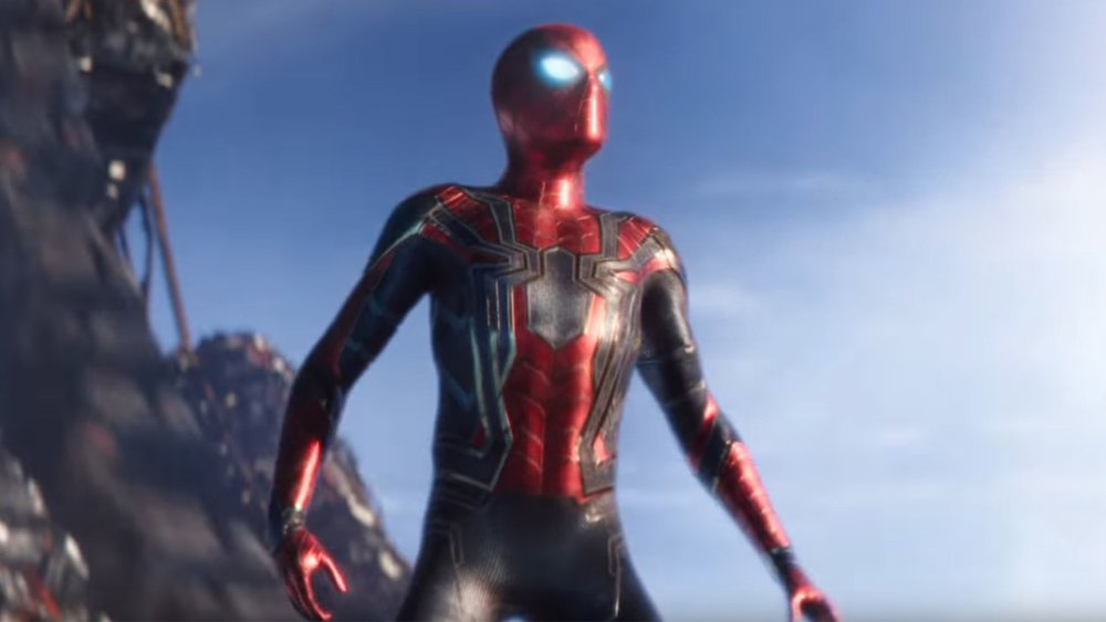 Release Date for Second AVENGERS: INFINITY WAR Trailer Was in SPIDER-MAN: HOMECOMING