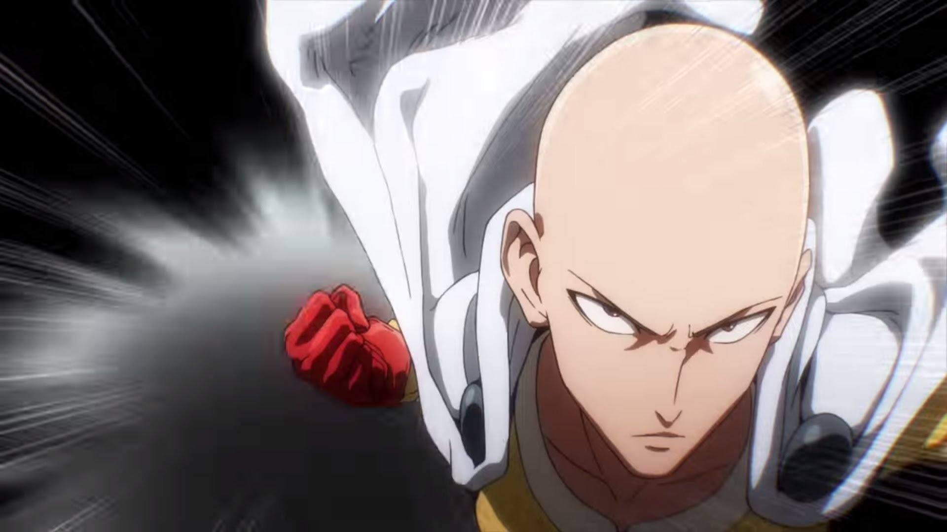 Expect Info About ONE PUNCH MAN Season 2 Later This Year GeekTyrant