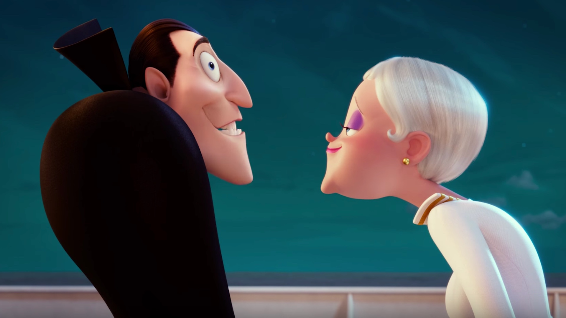 Ive Actually Enjoyed The First Two Films In Hotel Transylvania Franchise And This Third Movie Summer Vacation Looks Like It Will Be