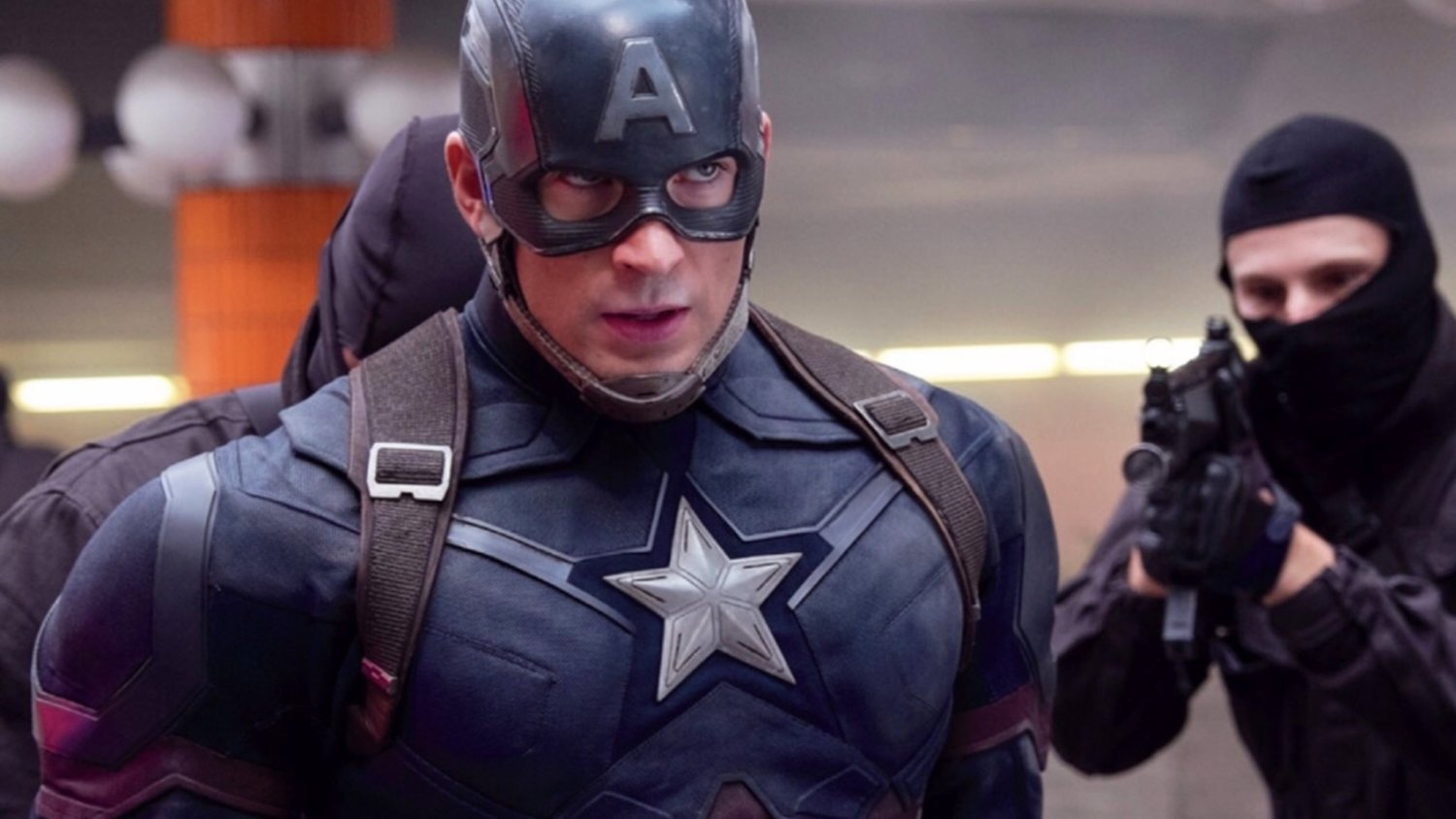 Would You Be Up For a 48 HOURS-Style Falcon and Bucky Barnes Marvel
