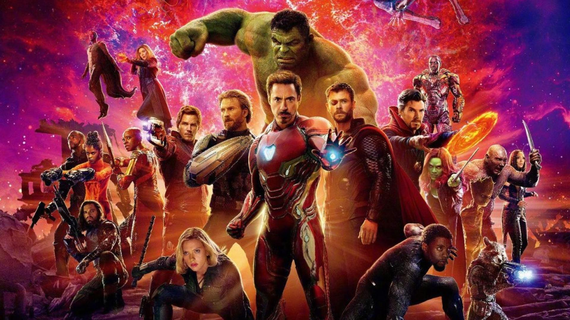 مراسم اسکار - اسکار 2019 - فیلم Avengers: Infinity War