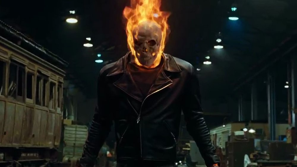 nicolas cage wants an r rated ghost rider movie with a new actor in the lead geektyrant. Black Bedroom Furniture Sets. Home Design Ideas