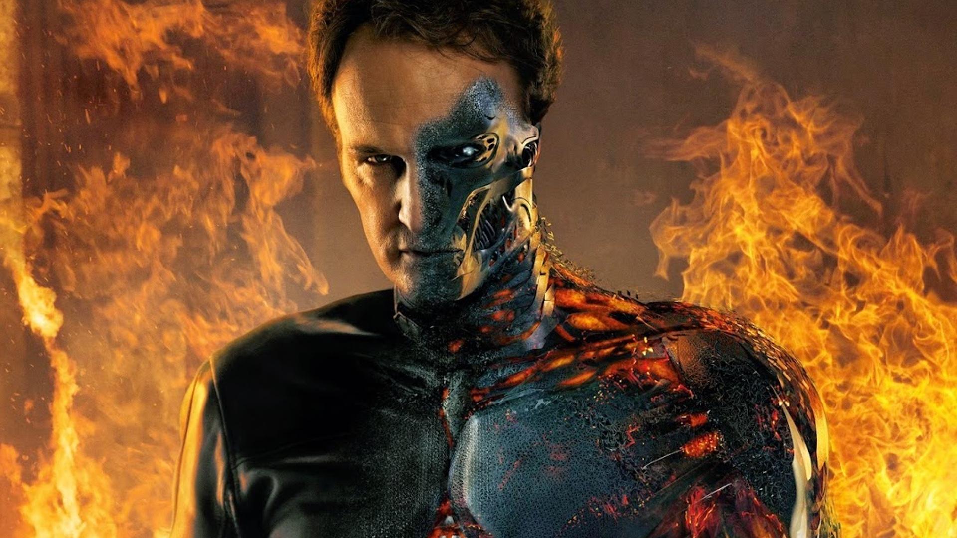 Terminator Genisys John Connor