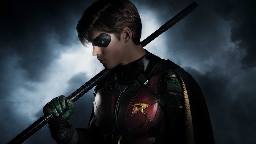 A Promo of The Titans with Brenton Thwaites Was Released 12/11/2017 50