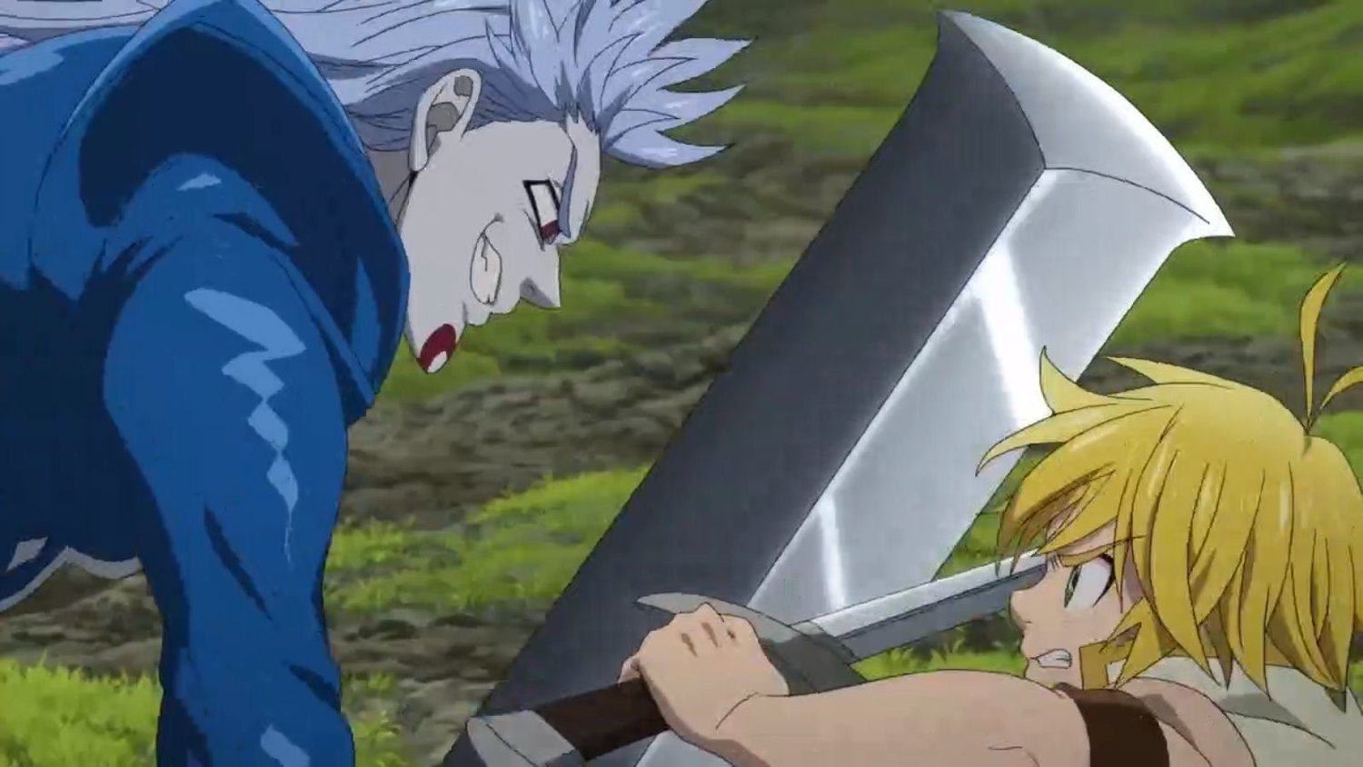 The Seven Deadly Sins Prisoners Of The Sky Full Movie