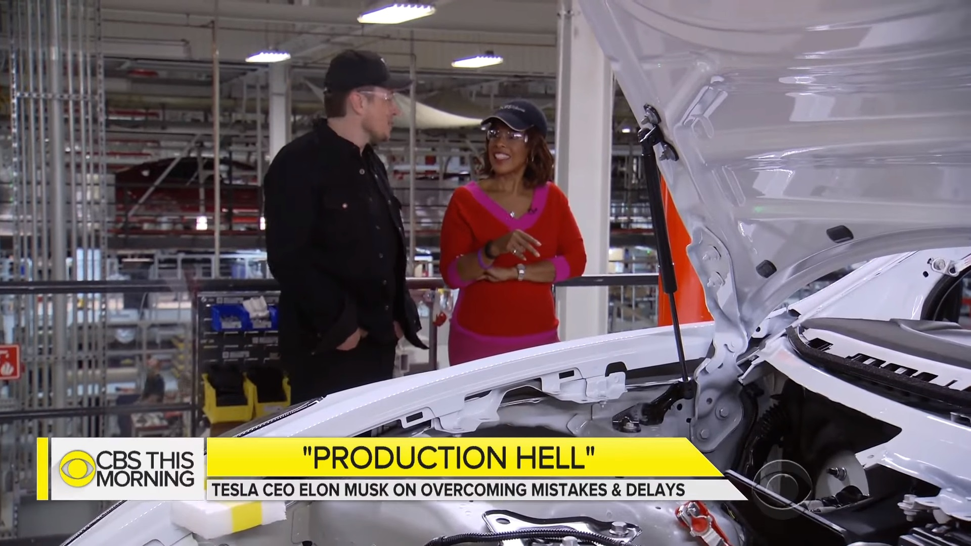 Check Out The First Ever Public Tour Of Tesla\'s Model 3 Factory ...