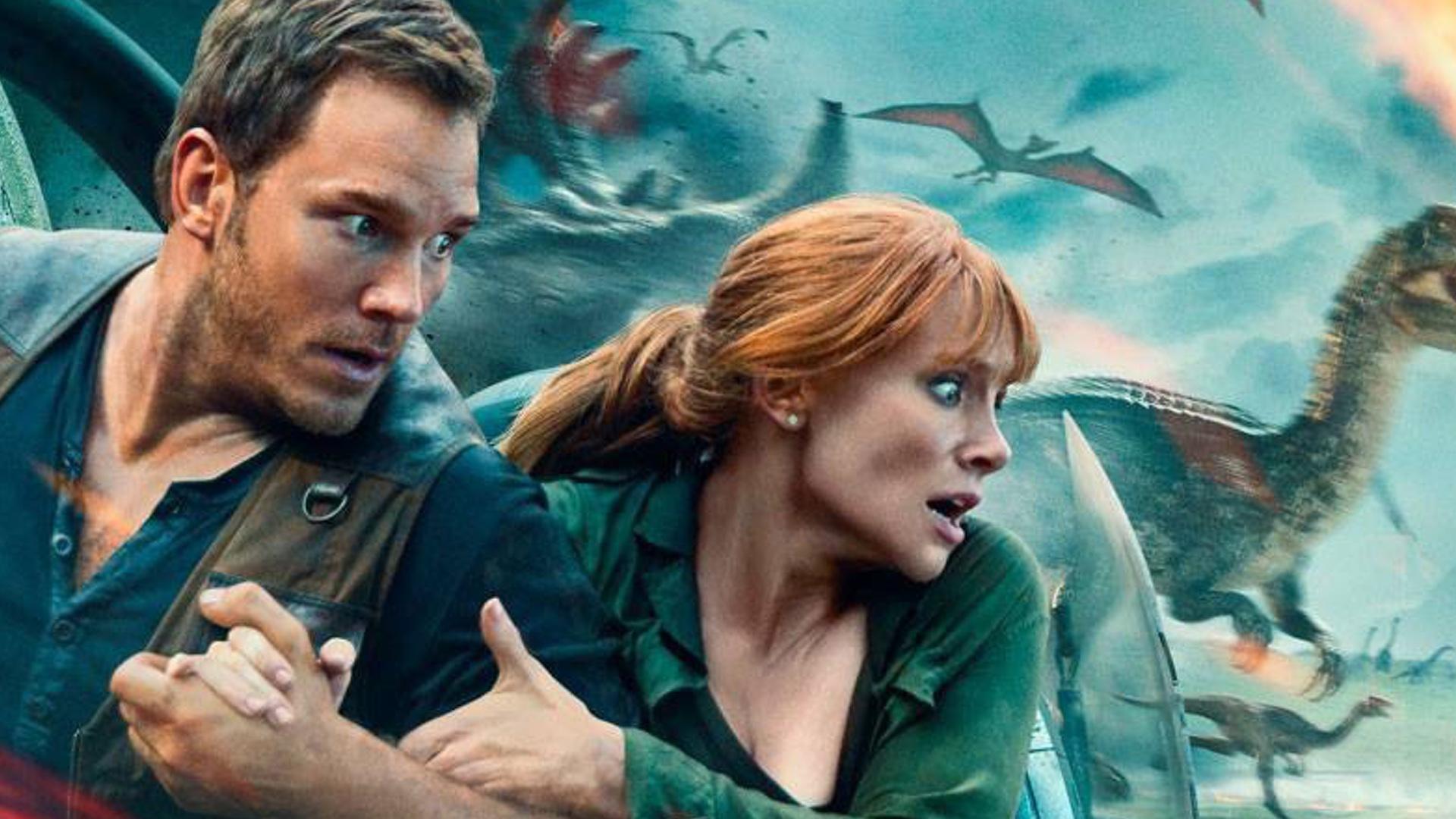 Promo Spot For Jurassic World Fallen Kingdom Full