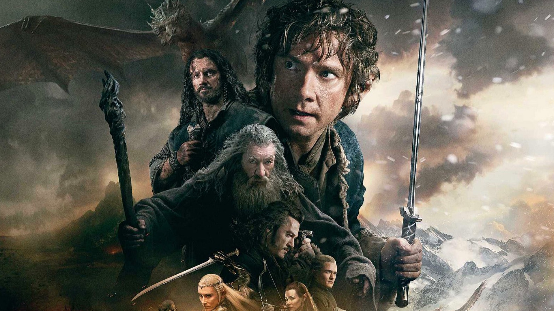 This Indepth Video Essay Reexamines The Hobbit Trilogy And  For The Record I Actually Loved Peter Jacksons The Hobbit Trilogy Ill  Admit It Wasnt Perfect And Stretching The Story Out Of The Course Of  Three Films