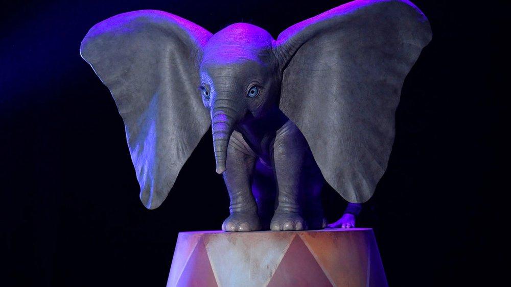 The film Dumbo (2019) 6
