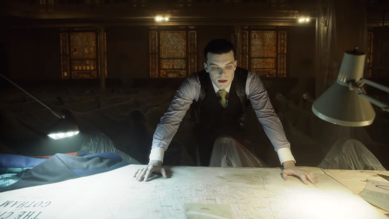 Check Out Jeremiah In Action As GOTHAM'S New Joker — GeekTyrant