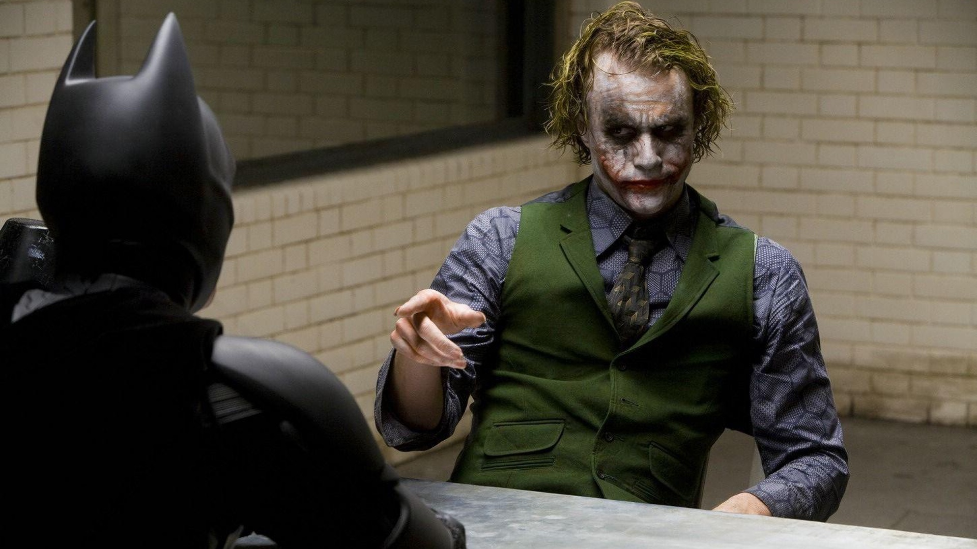 after christopher nolans the dark knight was released i remember having lots of discussions about the joker most of those discussions revolved around how