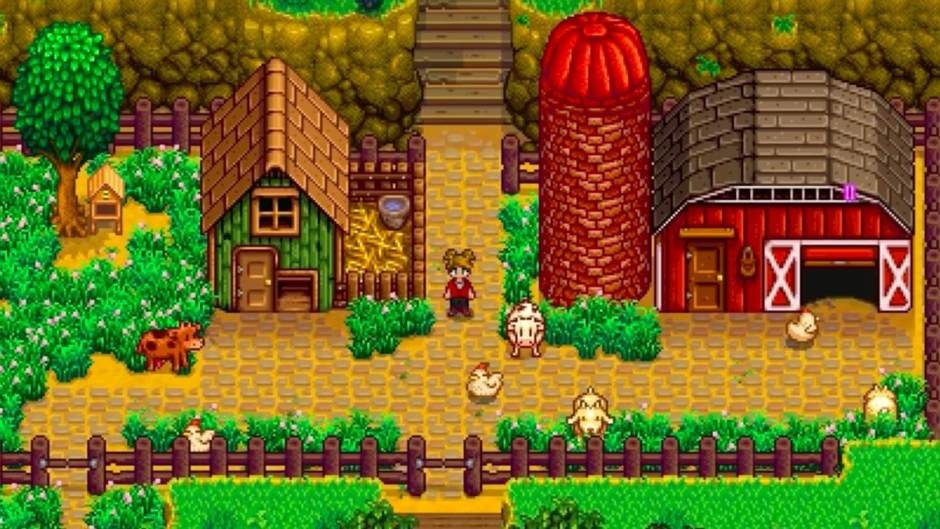 STARDEW VALLEY Will Have Local And Online Multiplayer Mode On Next