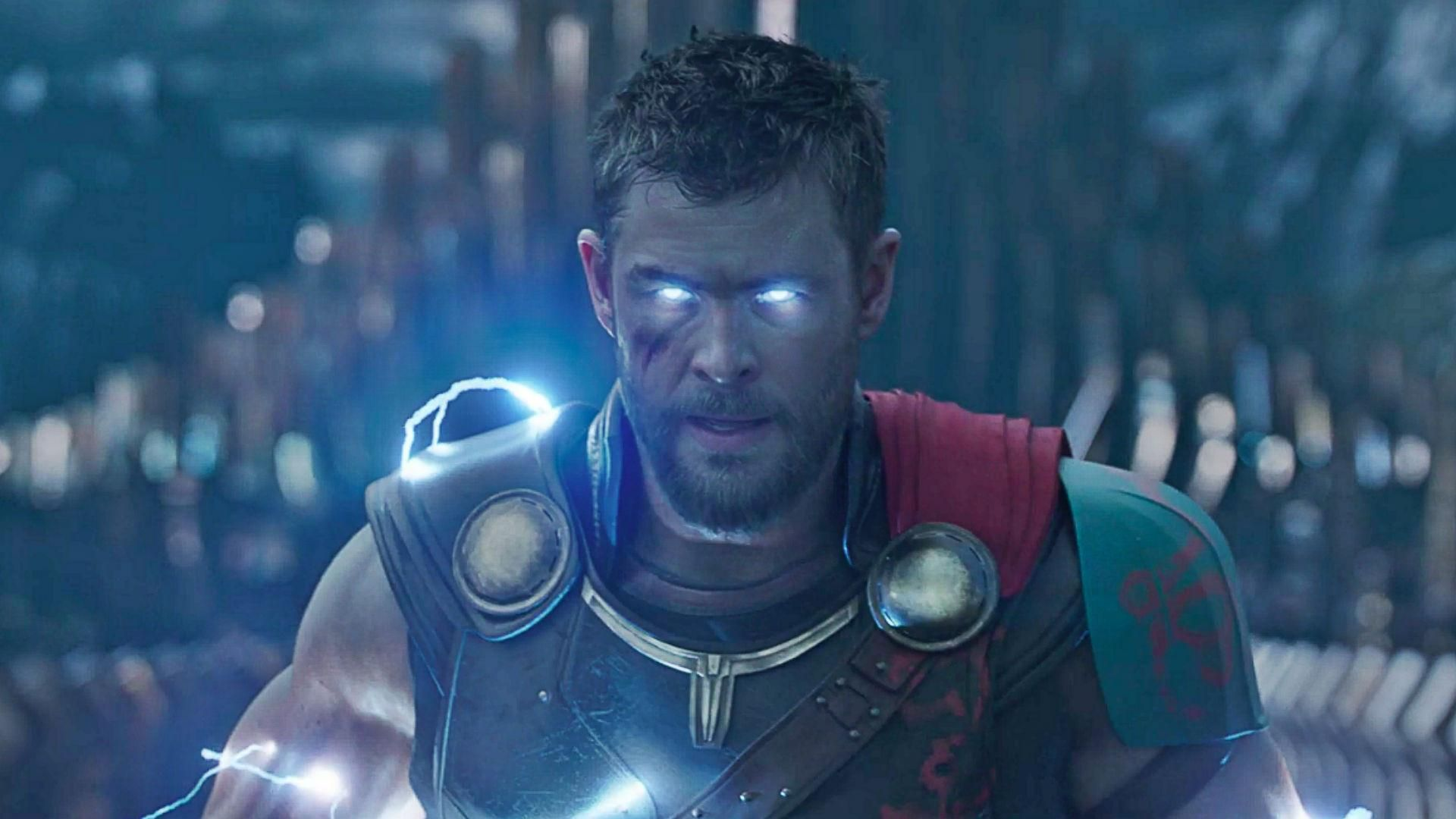 Chris Hemsworth Drops Very Subtle Hint That He May Not Be Done