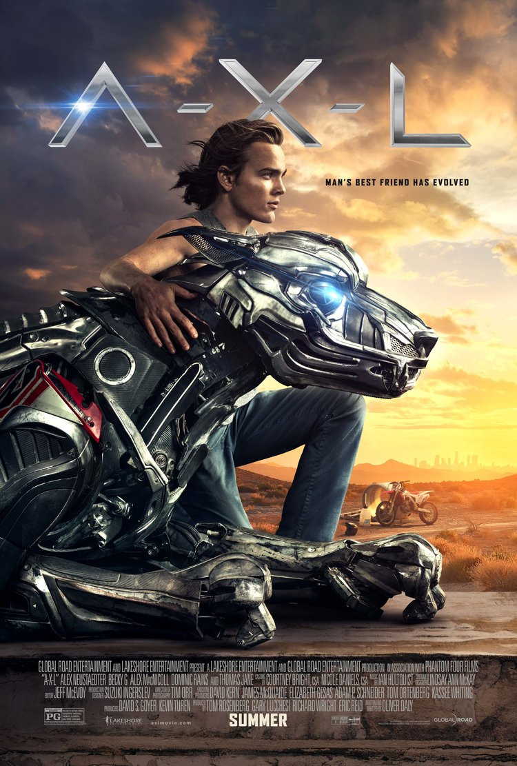 Trailer For The 80s Inspired Sci Fi Film Axl Follows A Boy And His Short Circuit Robots