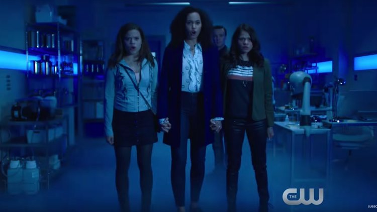 Resultado de imagem para Charmed The CW posters