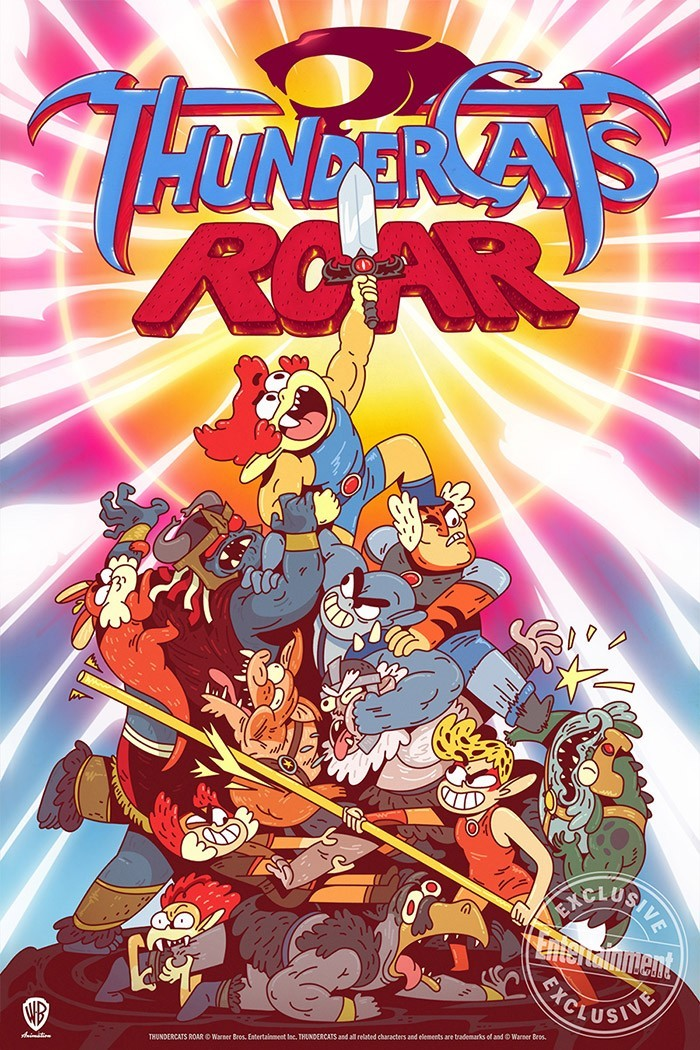 A New THUNDERCATS Series Coming to Cartoon Network and It's Not What I Was Expecting
