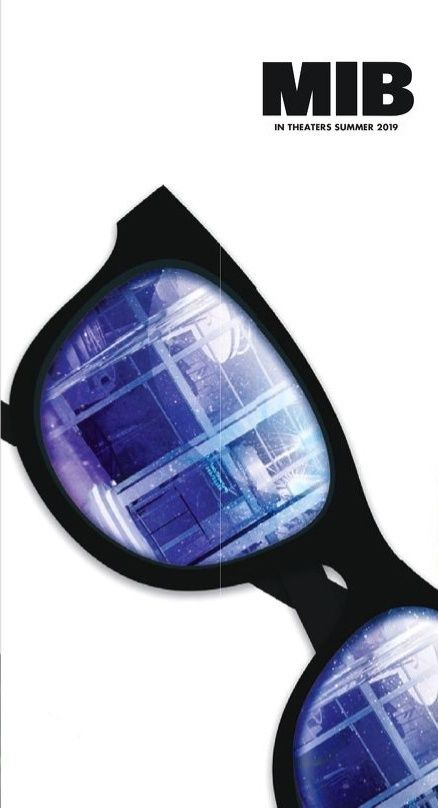 first teaser poster for the new men in black film geektyrant