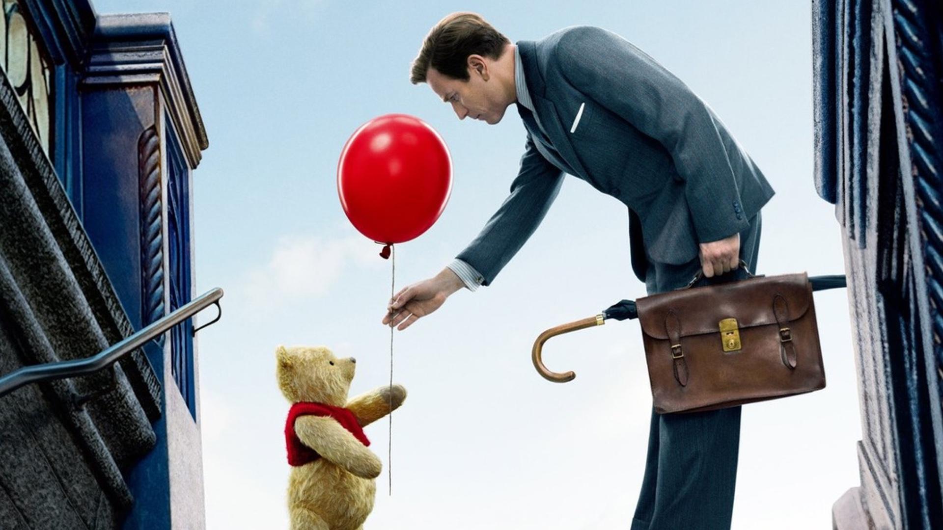 Image result for Christopher Robin movie poster