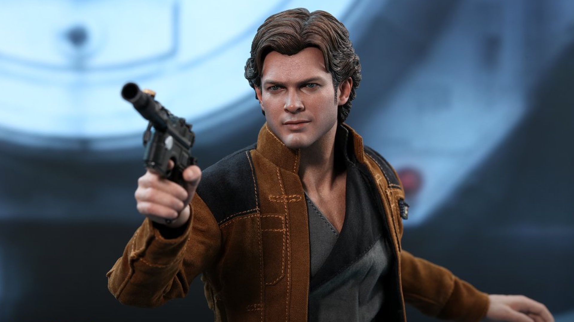 Hot Toys Reveals The Han Solo Action Figures For Solo A Star Wars