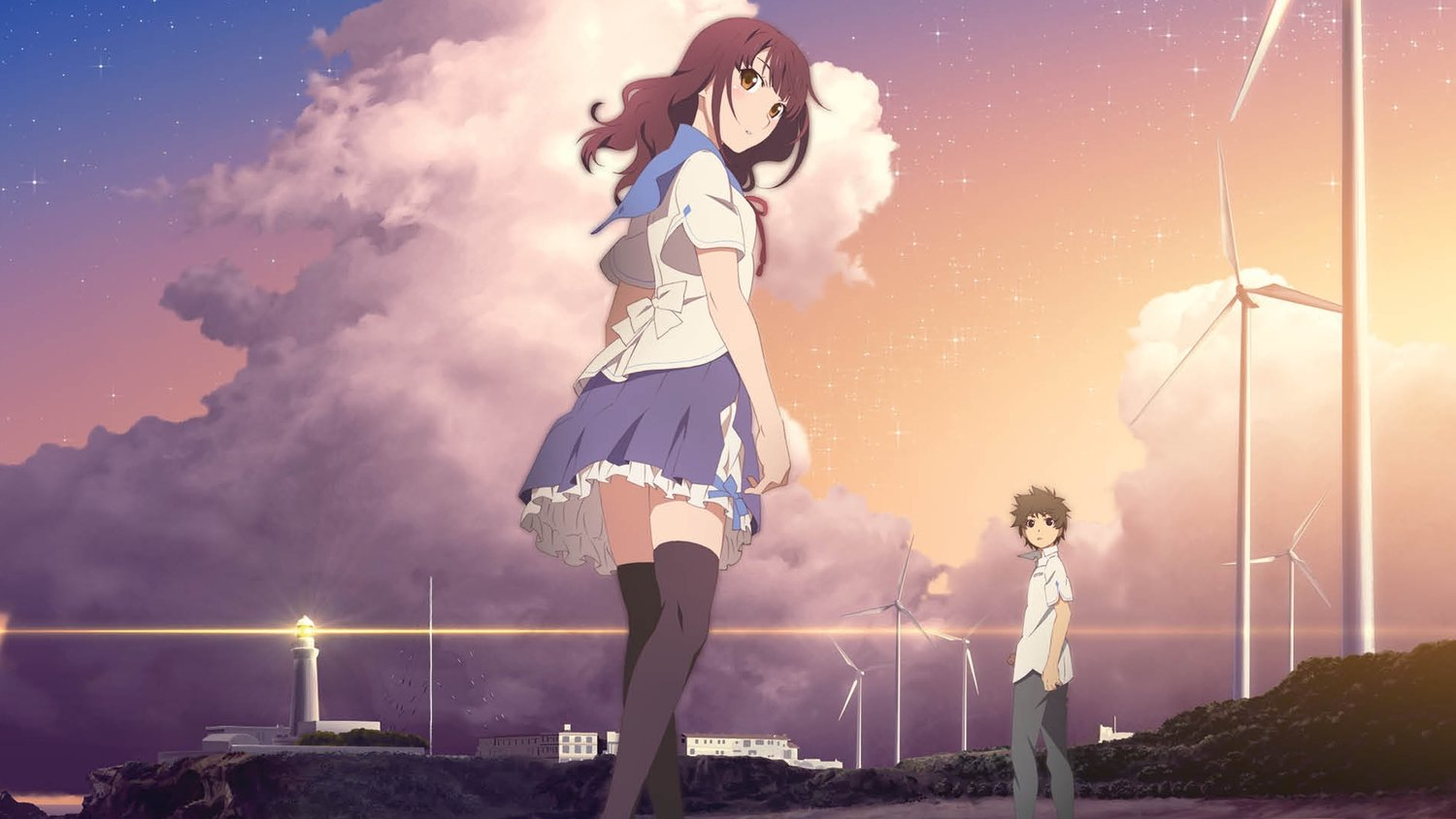The Producer Of The Hit Anime Your Name Releases Trailer For His New