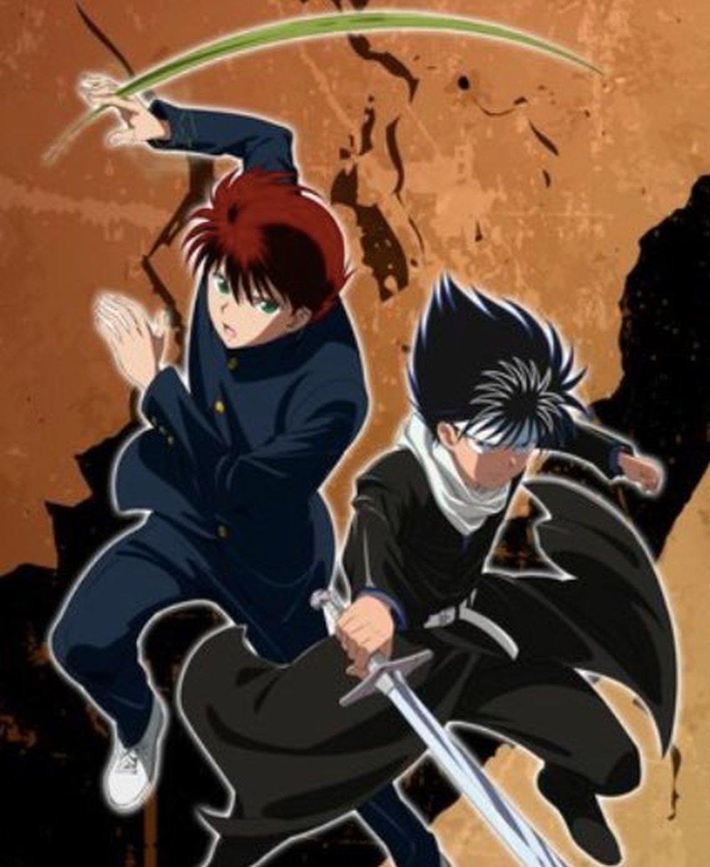 Character Designs For New YU YU HAKUSHO OVA Shared