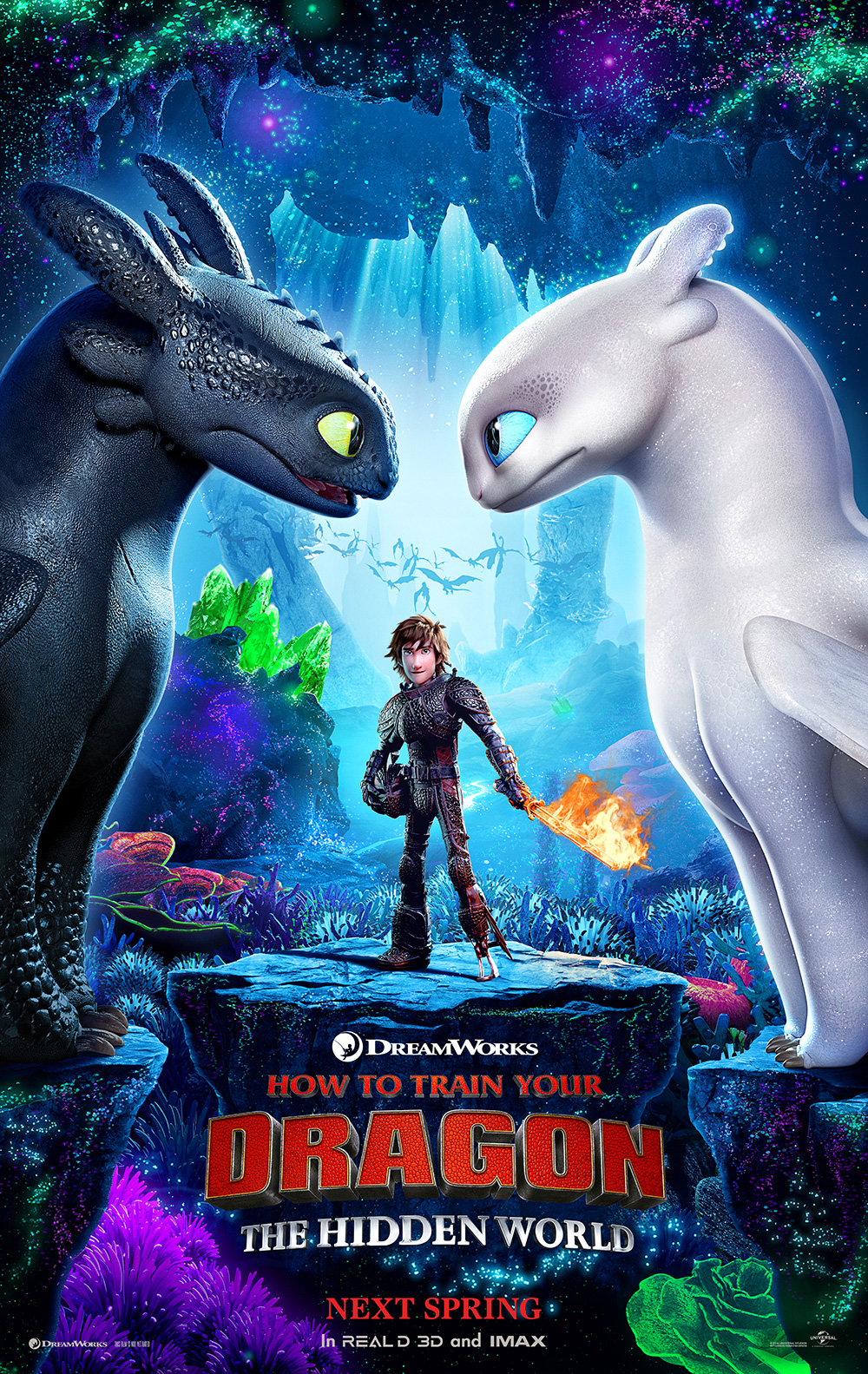first-poster-for-how-to-train-your-dragon-the-hidden-world-features-toothless-and-his-love-interest1