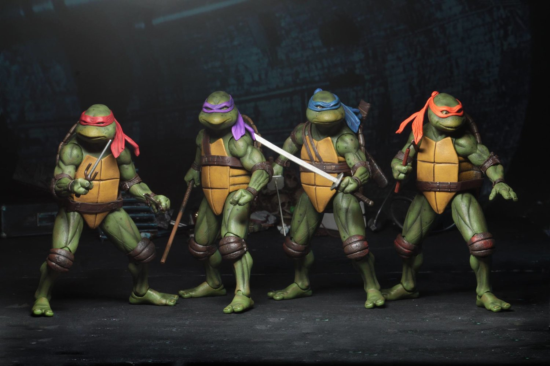 ninja turtles 1990 ile ilgili görsel sonucu