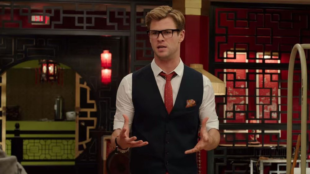 Chris Hemsworth will dilute the team of ghost hunters 06/11/2015 50