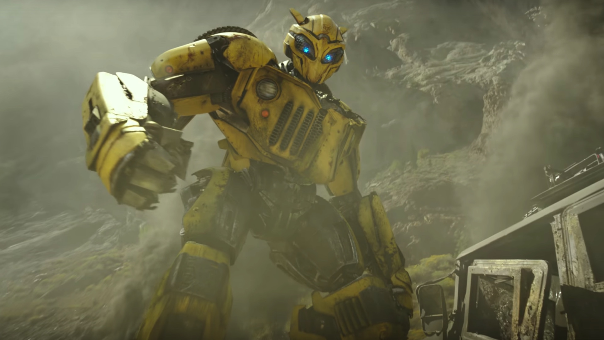 Image result for Bumblebee Trailer