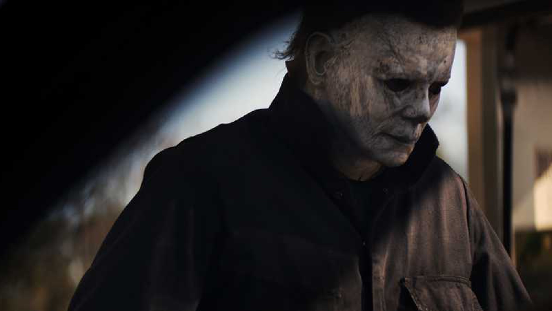 "chilling teaser spot for the new halloween movie - ""you don't"