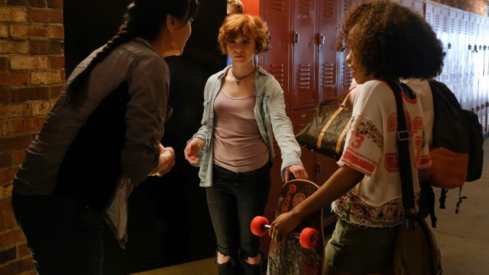 A Couple Months Ago It Was Reported That Sophia Lillis, Who Played Beverly  In The Big Screen Adaptation Of Stephen Kingu0027s IT, Was Cast In The Role Of  Nancy ...