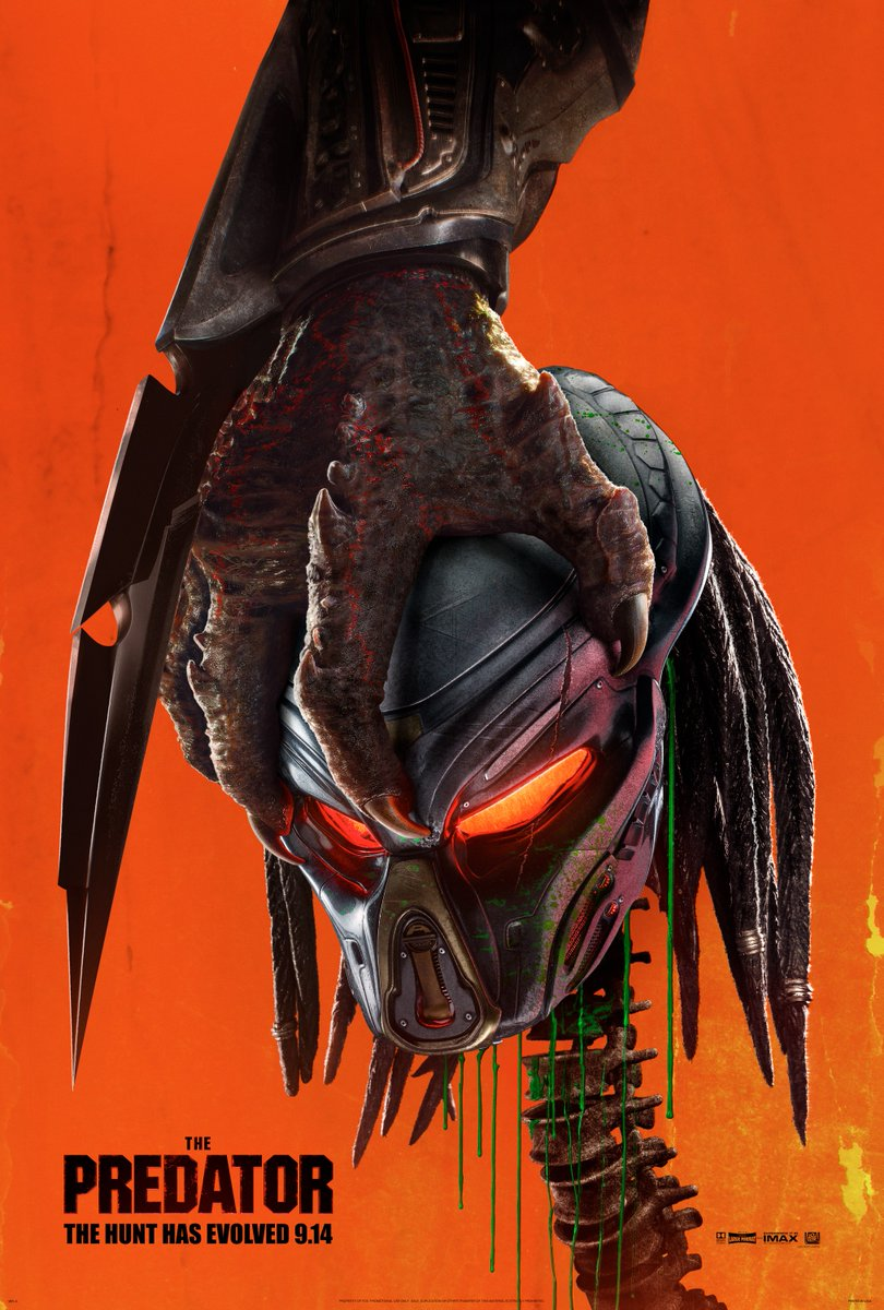 This Badass New Trailer For THE PREDATOR Should Definitely Get Fans Pumped Up For The Movie!1