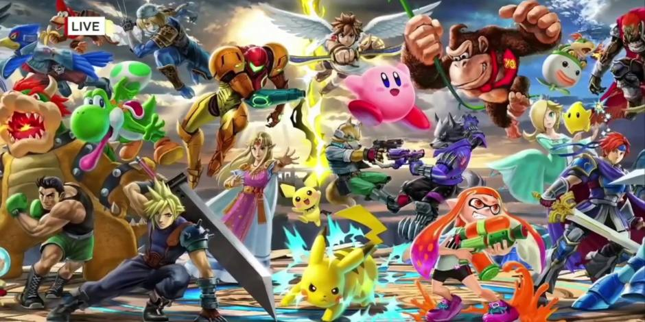 Clear Argument That Super Smash Bros Ultimate Is Not A Port