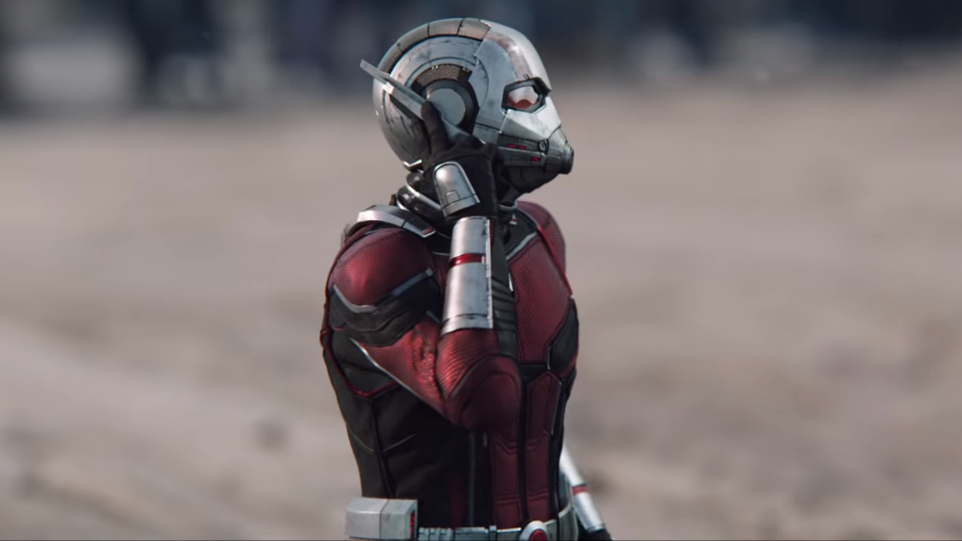 new ant man and the wasp tv spot introduces antonio banderas and a
