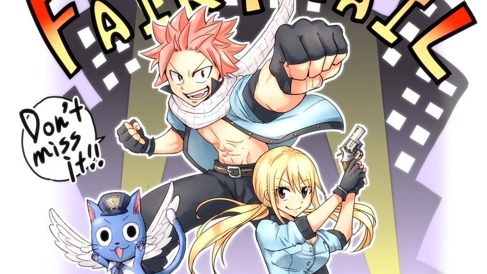 Final Season of FAIRY TAIL Officially Announced for Fall 2018 ...