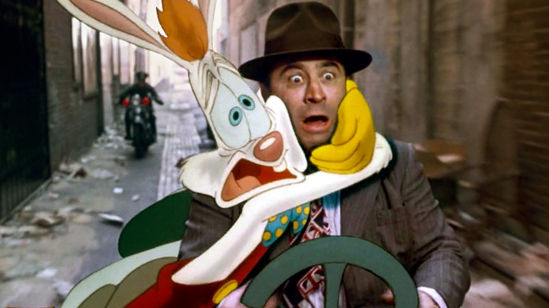 A Look Back at The Classic 1988 Film WHO FRAMED ROGER RABBIT in ...