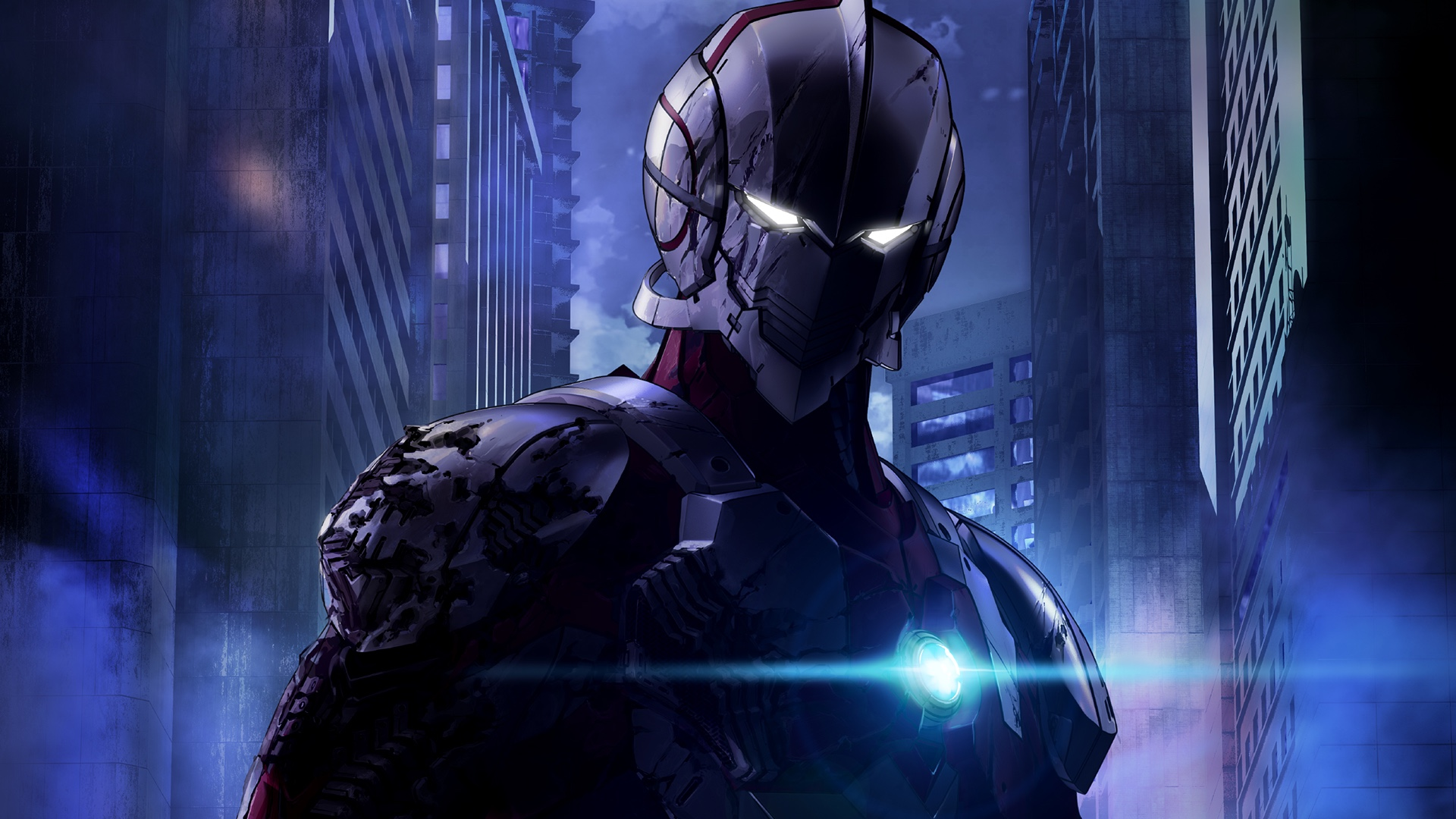 Theres a new ultraman anime series coming to netflix geektyrant