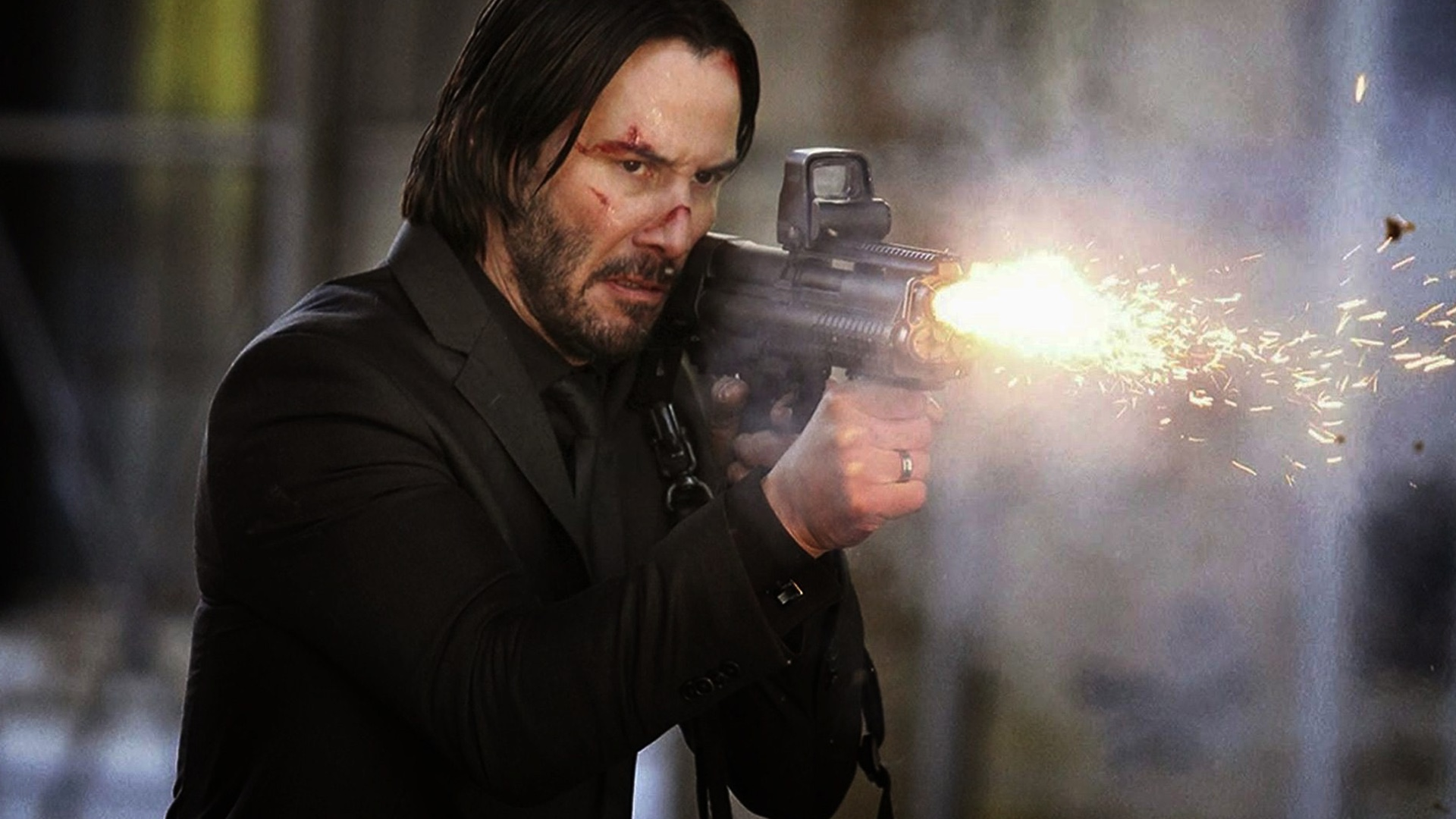 Keanu Reeves Talks John Wick 3 Parabellum The Meaning Of Its New