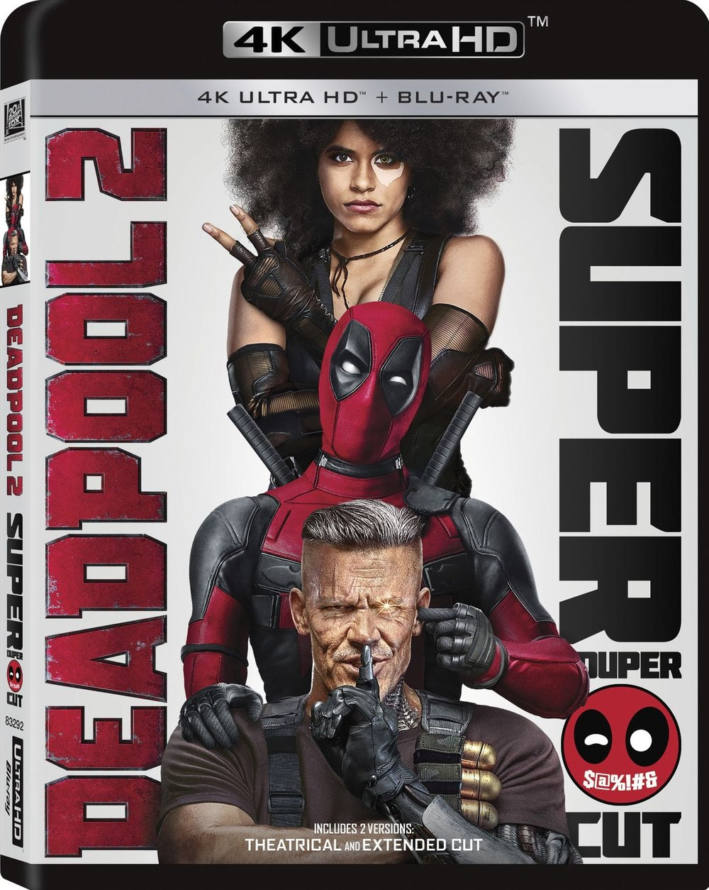 The DEADPOOL 2 Blu-ray Will Be Loaded With So Much Awesomeness 11