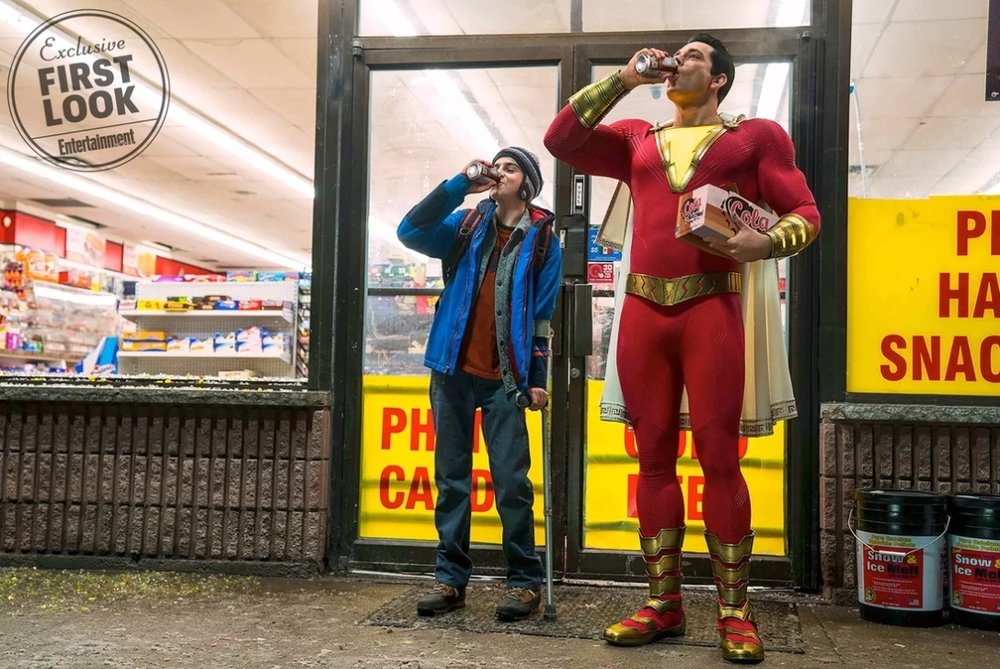 first-official-photo-from-shazam-shows-zachary-levi-as-the-glorious-superhero11