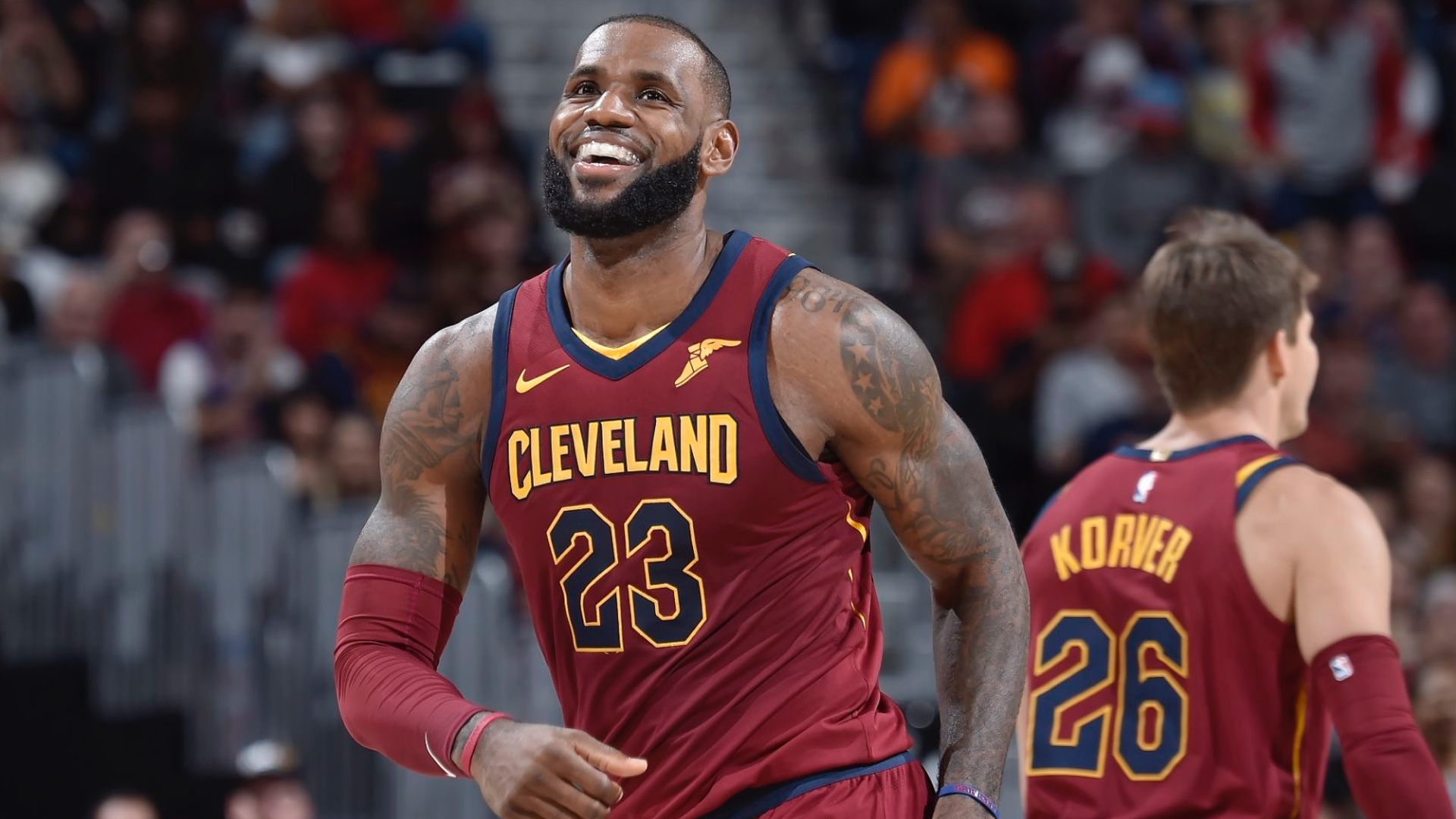 1e9c15dfe9d6 LeBron James in Talks To Star in a Comedy For Paramount — GeekTyrant