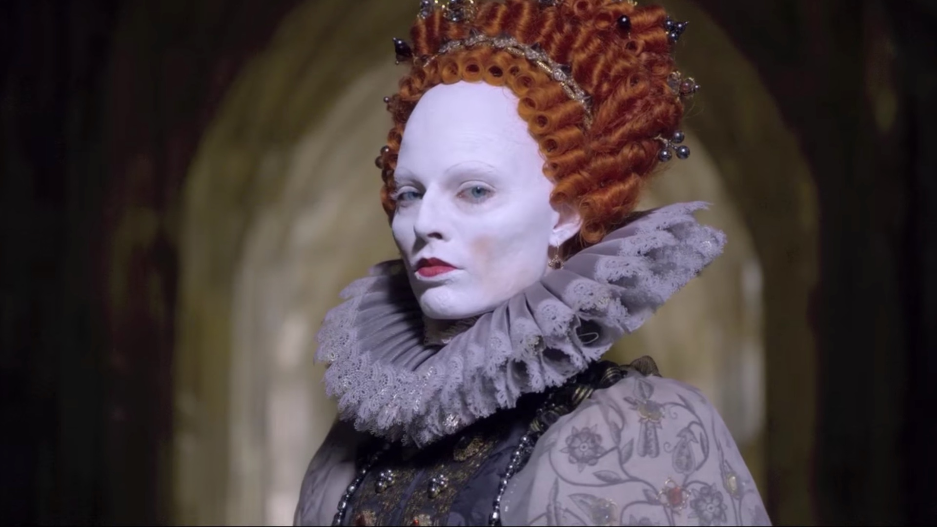 Znalezione obrazy dla zapytania Margot Robbie, Mary Queen of Scots