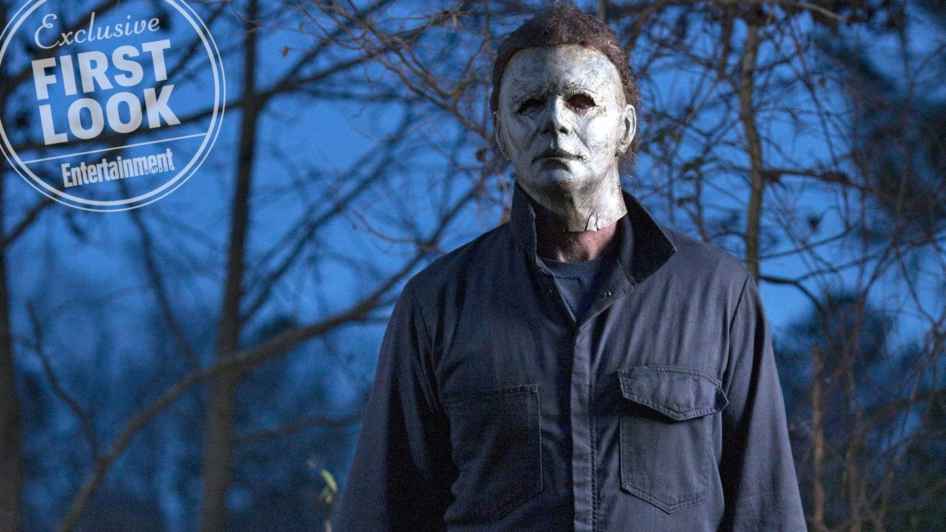fresh new photo from the upcoming halloween movie that was developed by david gordon green and danny mcbride it offers us another look at michael myers