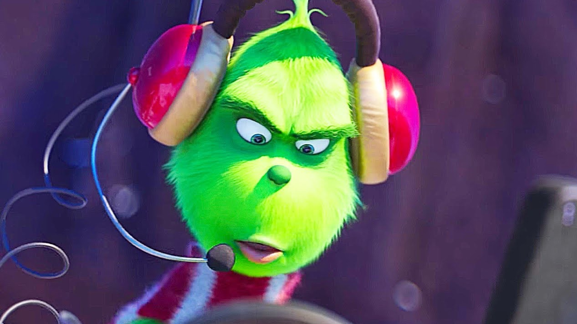 New Trailer for THE GRINCH Shows Him Planning His Christmas Caper ...