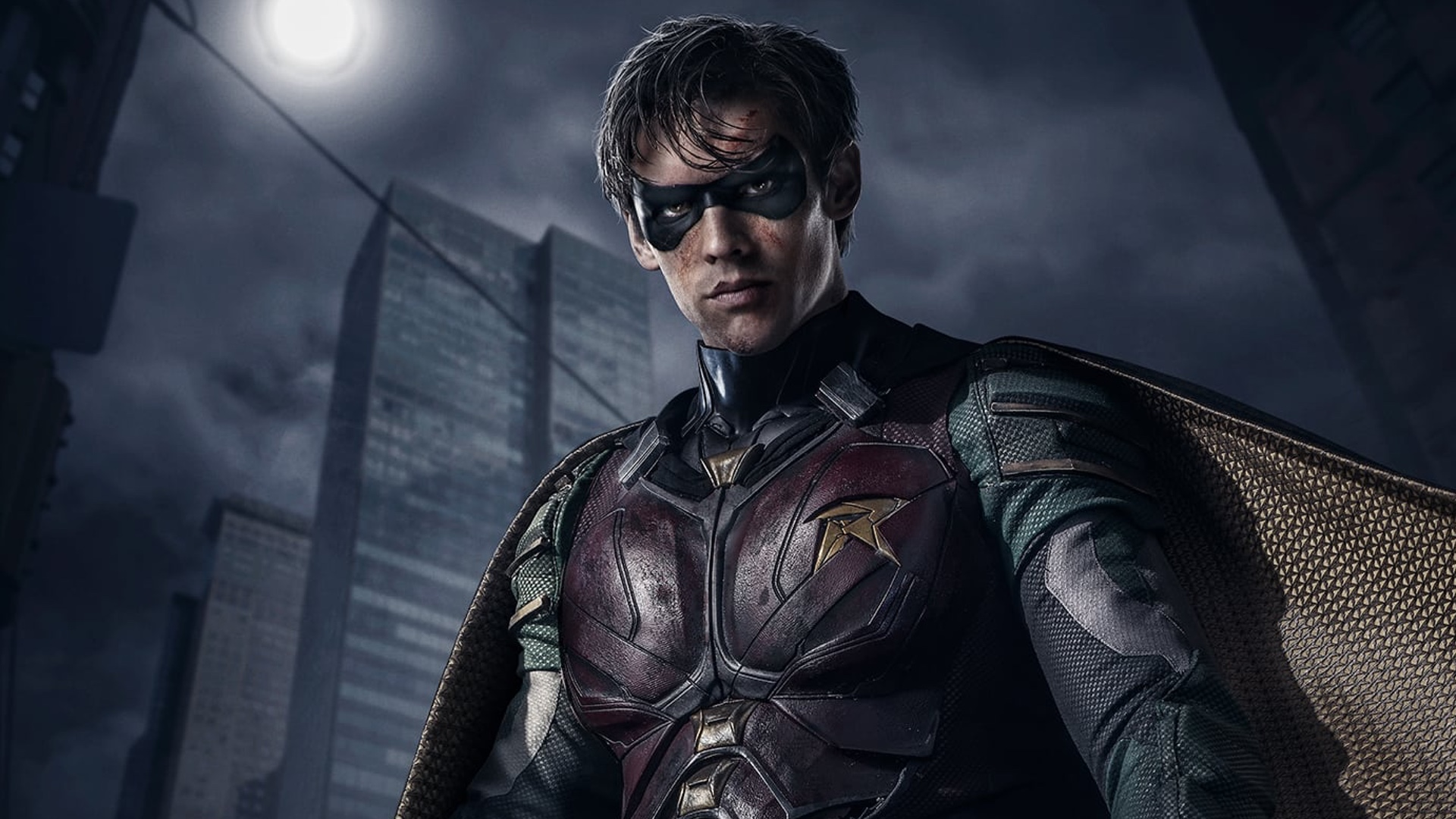Up Until This Point I Was Hoping That Everything That I Have Seen For The Upcoming Dc Universe Series Titans Was All A Joke Unfortunately For All Of Us