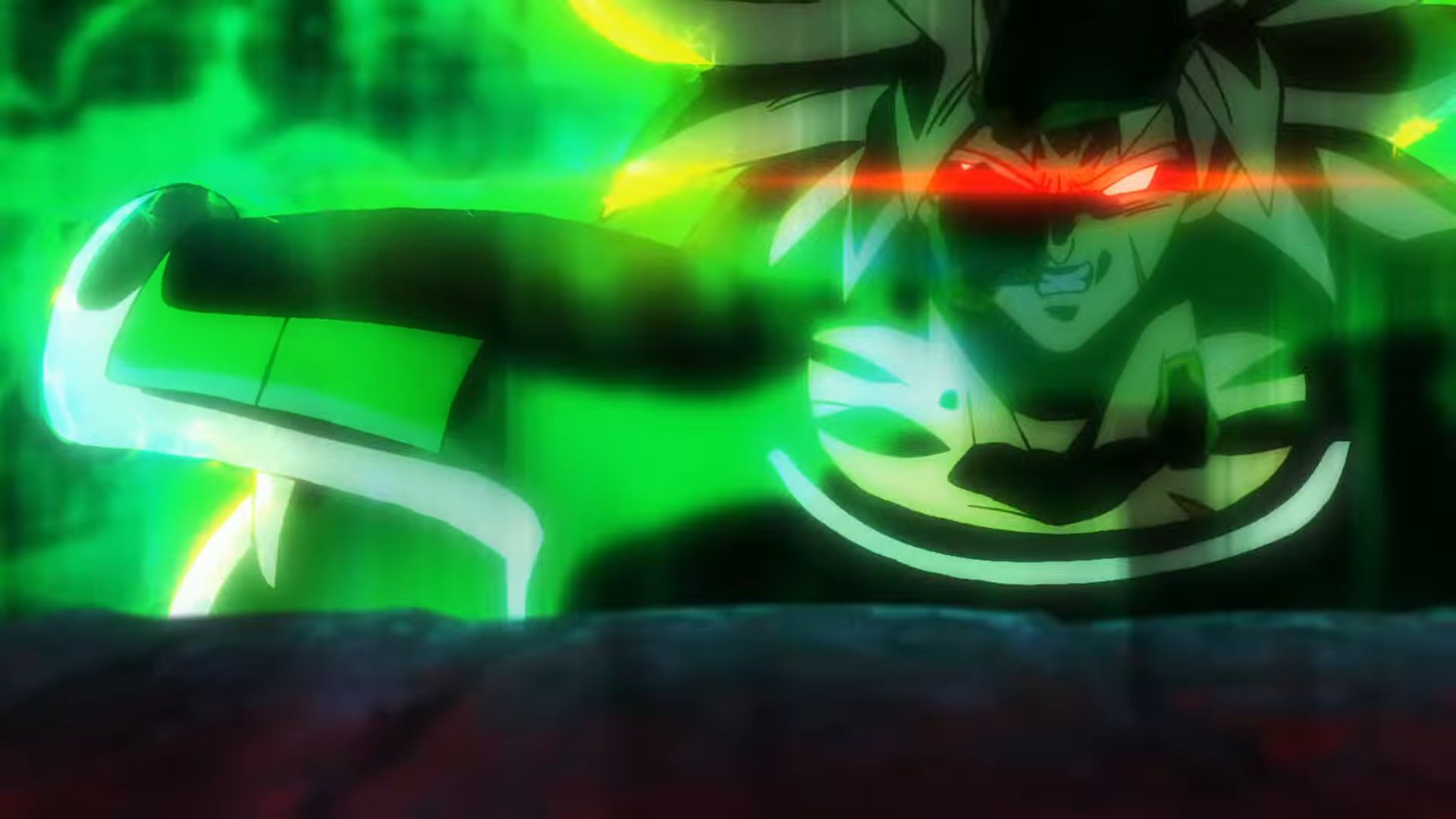 I Am Still Catching Up On Dragon Ball Super But The Trailer For Dragon Ball Super Broly Looks Amazing The New Design For Broly Just Gets Better And