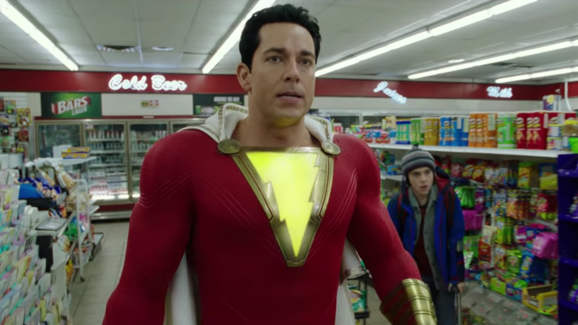 The New Trailer For Shazam Just Dropped And It S So Much Fun