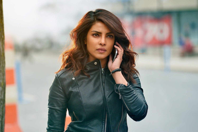 priyanka chopra cast opposite chris pratt in cowboy ninja viking