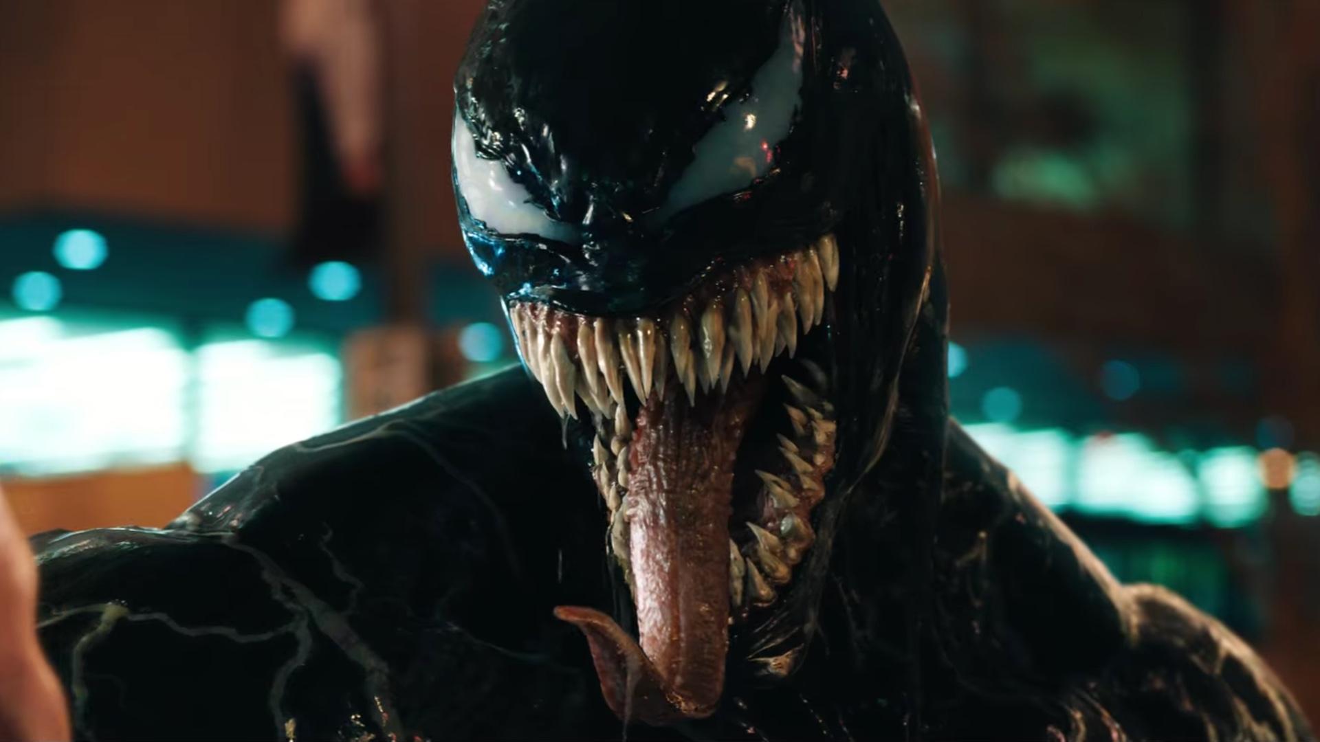 The Japanese Poster For Venom Is Pretty Rad Geektyrant