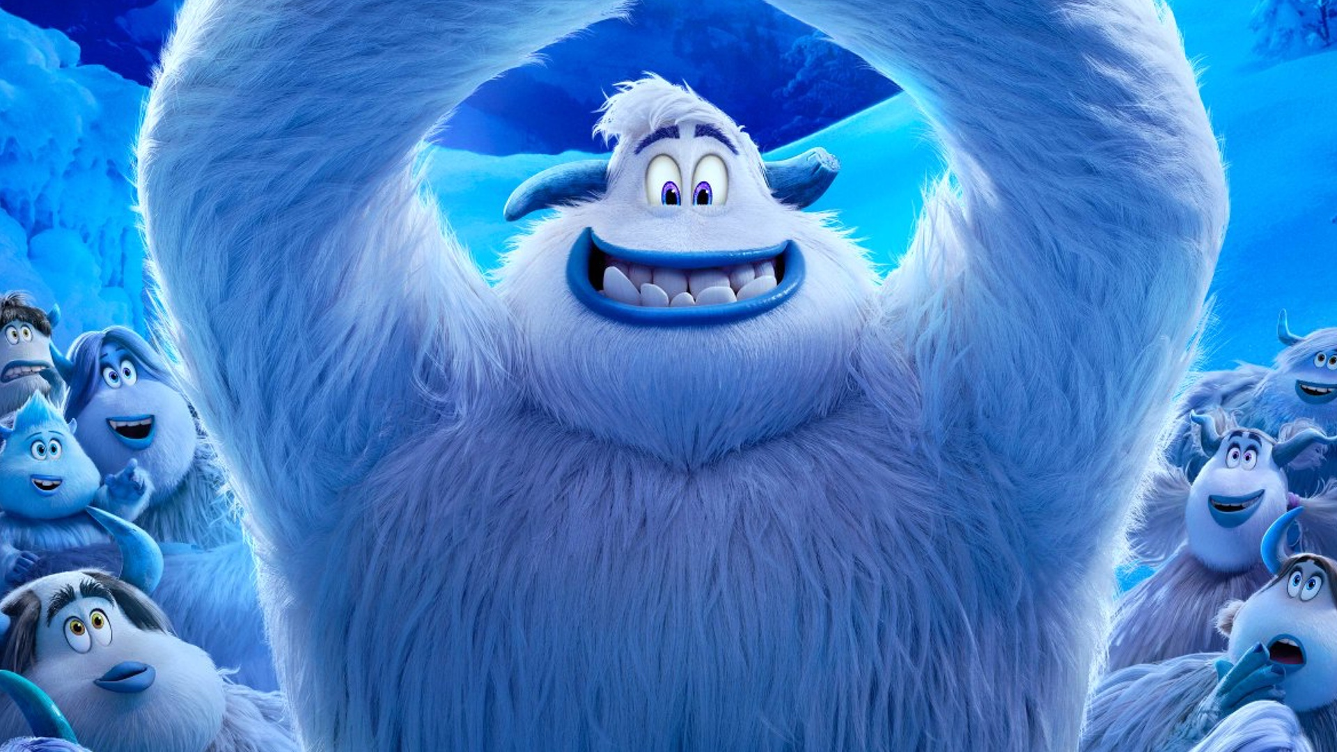 1569790c3b69 A Giant Yeti Sets off on a Journey To Prove Humans are Real in Final  Trailer For SMALLFOOT — GeekTyrant